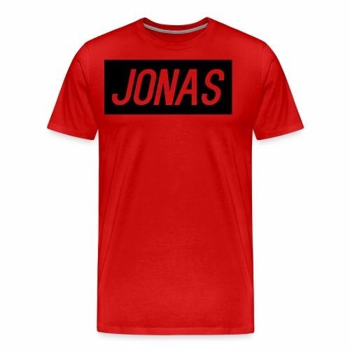 Jonas-Merch - Premium T-skjorte for menn
