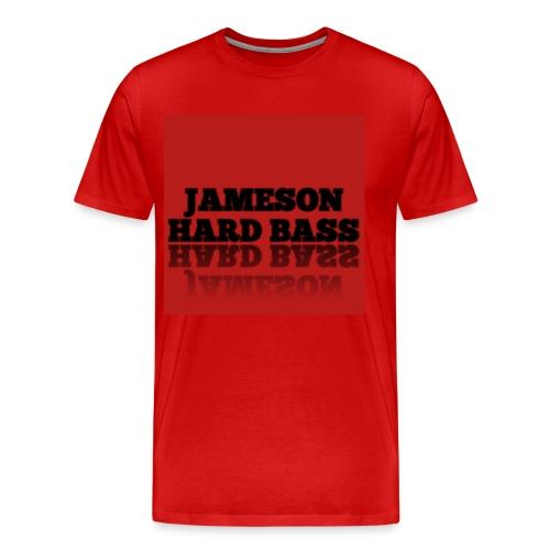 JAMESON HARD BASS - Koszulka męska Premium
