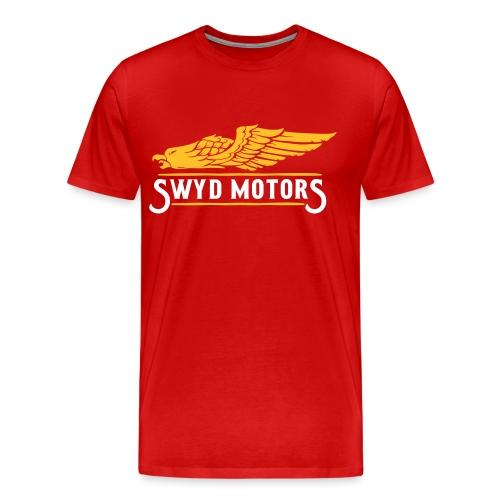 logo-swyd-motors-small - T-shirt Premium Homme
