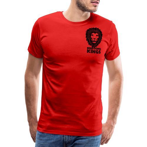 Beer Pong Kings - Männer Premium T-Shirt