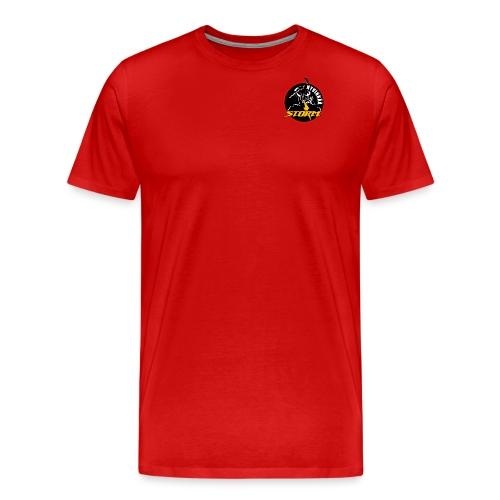 Hyvinkää Storm - Miesten premium t-paita