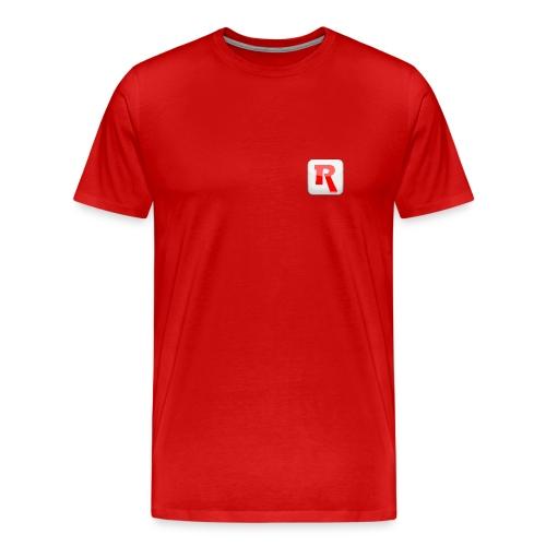 renderlights thumbred - Men's Premium T-Shirt