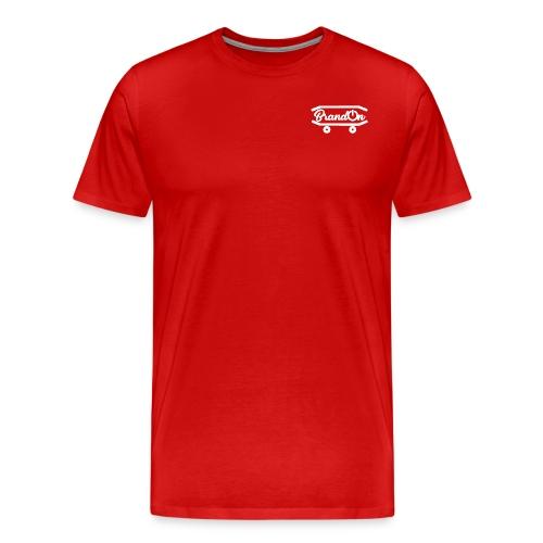 brandon - T-shirt Premium Homme