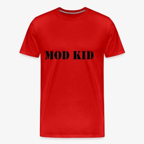 Mod kid - Men's Premium T-Shirt