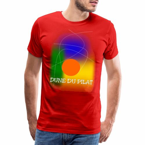 DUNE OF THE PILAT Trend - Men's Premium T-Shirt