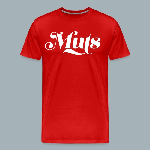 2018 Muts - Mannen Premium T-shirt