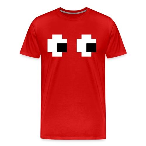 paceyes234 png - Men's Premium T-Shirt