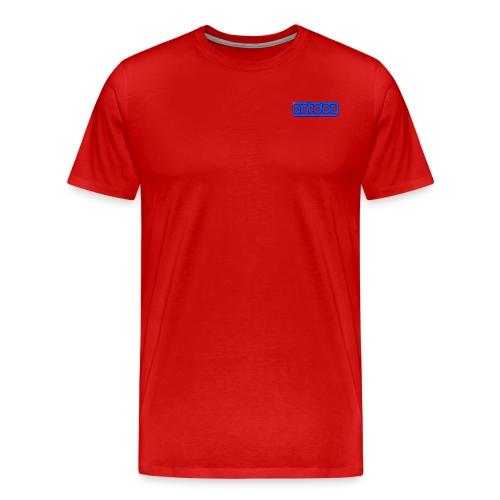 Logo AntDog - Men's Premium T-Shirt