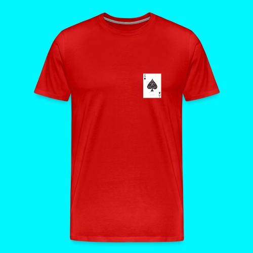Aceofspades 1 gif - Men's Premium T-Shirt