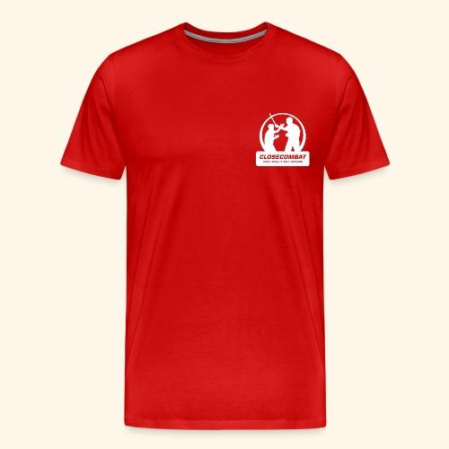 CLOSECOMBAT 2017 w cl - Männer Premium T-Shirt