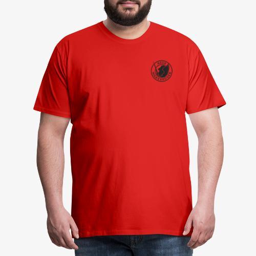Neue Marxbrüder, schwarz - Männer Premium T-Shirt