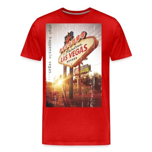 vegas - Men's Premium T-Shirt