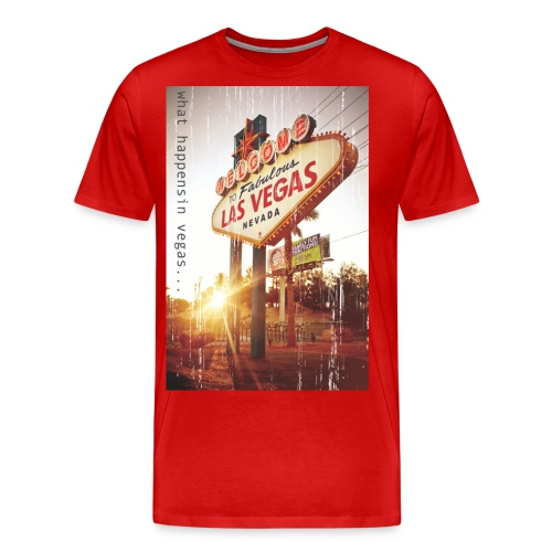 vegas - Men's Premium T-Shirt