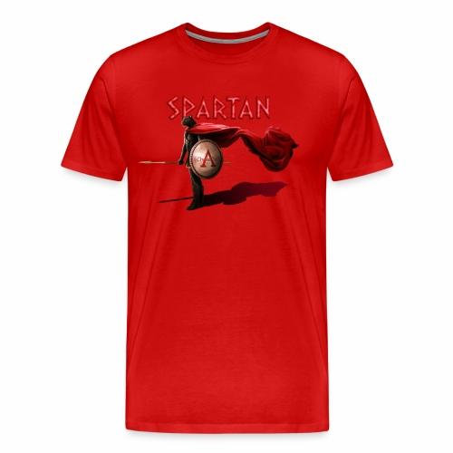 Spartan Panther - Camiseta premium hombre