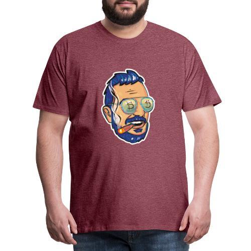 Peter Money - Camiseta premium hombre