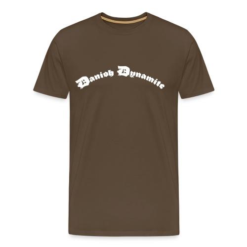 Danish Dynamite - Herre premium T-shirt