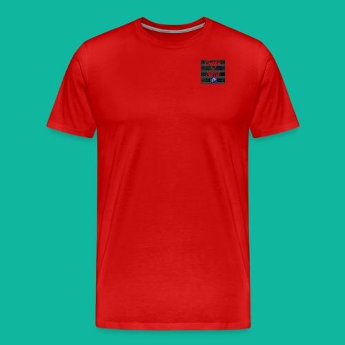 Geek n Nerd Logo jpg - Men's Premium T-Shirt