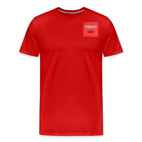 sandervgn - Mannen Premium T-shirt