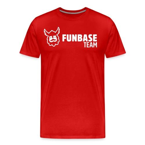 Funbase Host - Men's Premium T-Shirt