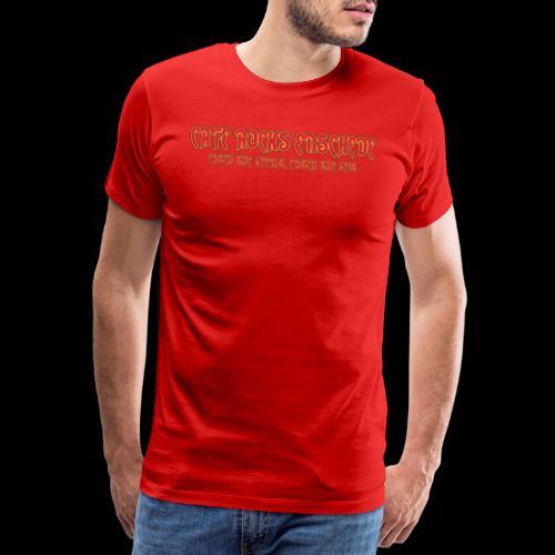 Tom Saw Your... - Mannen Premium T-shirt