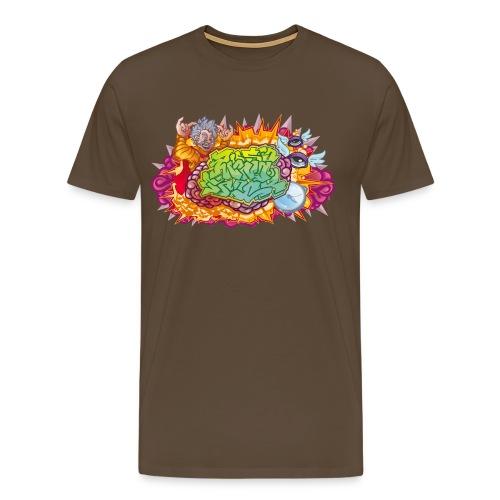 Mind Trick - Herre premium T-shirt
