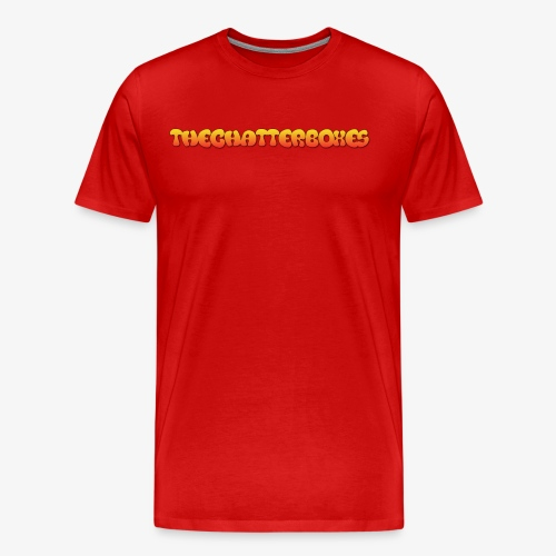 TheChatterBoxes Best Sellers - Men's Premium T-Shirt