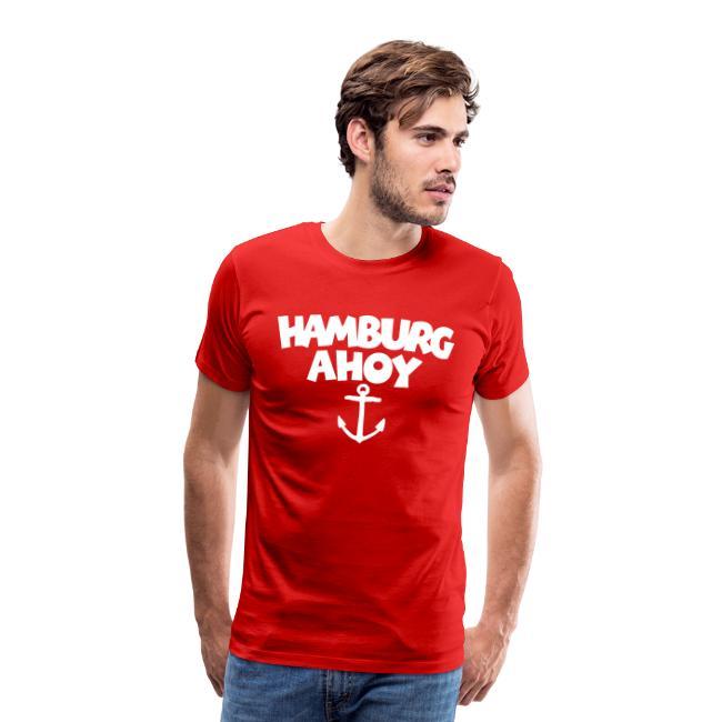 Hamburg Ahoy Anker Segeln Segler