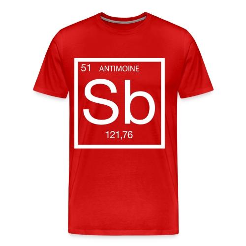 antimoine - T-shirt Premium Homme