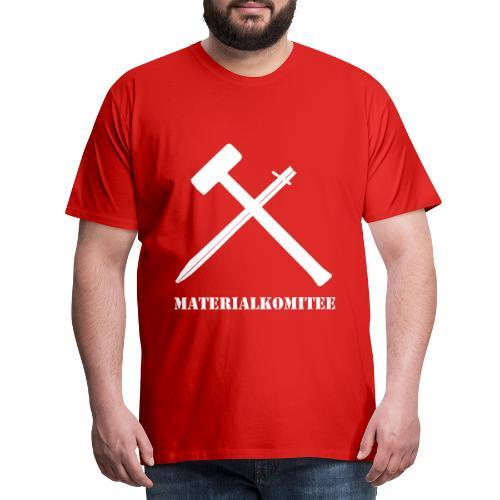 Materialkomitee - Männer Premium T-Shirt