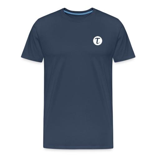 Tau logo iso inv vaate png - Miesten premium t-paita