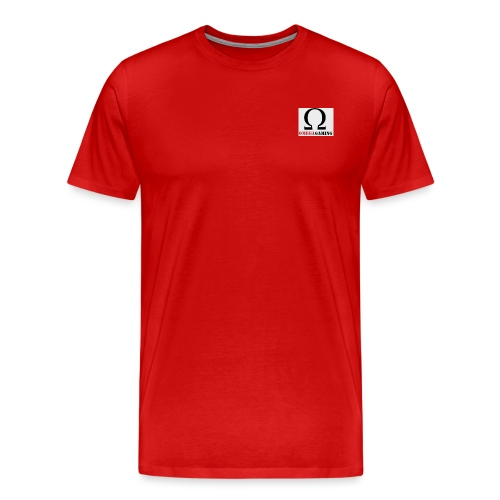 OMEGAGAMING Logo - Men's Premium T-Shirt