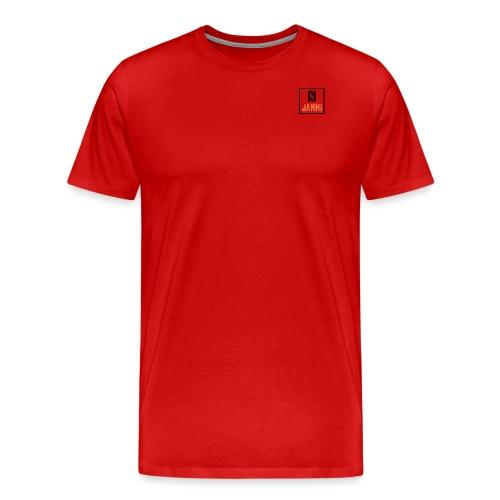 Janni - Herre premium T-shirt