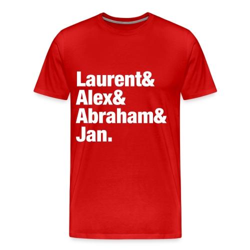 Vuelta_Winners - Männer Premium T-Shirt