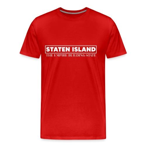 Staten Island - Camiseta premium hombre