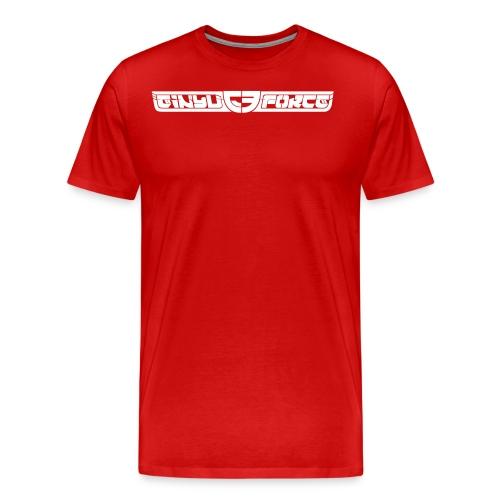 Ginyu Force Stroke - Men's Premium T-Shirt