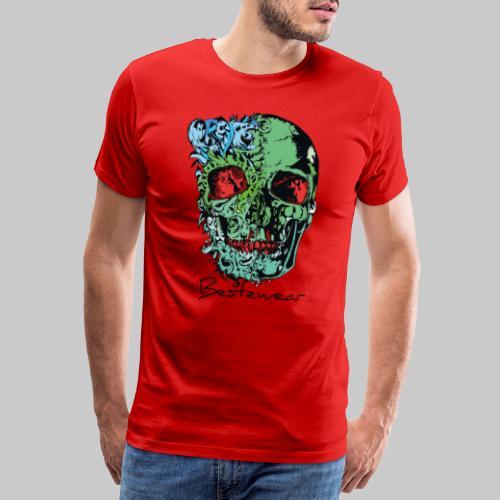 #Bestewear - Color of Dead - Männer Premium T-Shirt