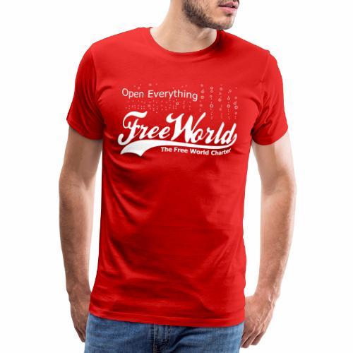 Open Everything - Men's Premium T-Shirt