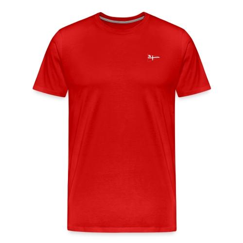 ROYC Logo einfarbig ohne Schriftzug - Männer Premium T-Shirt