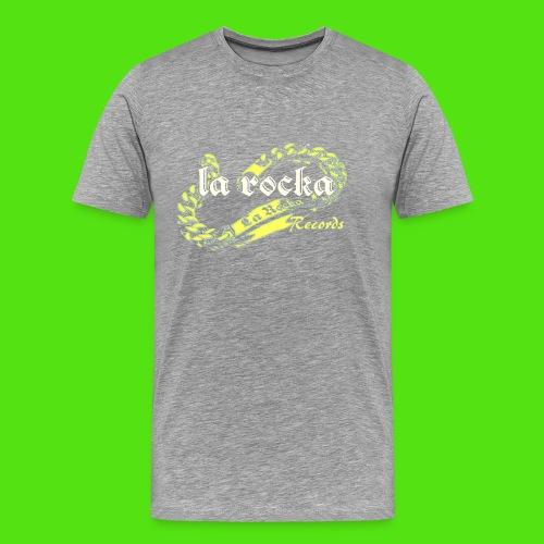 La Rocka - red'n'yellow - Men's Premium T-Shirt