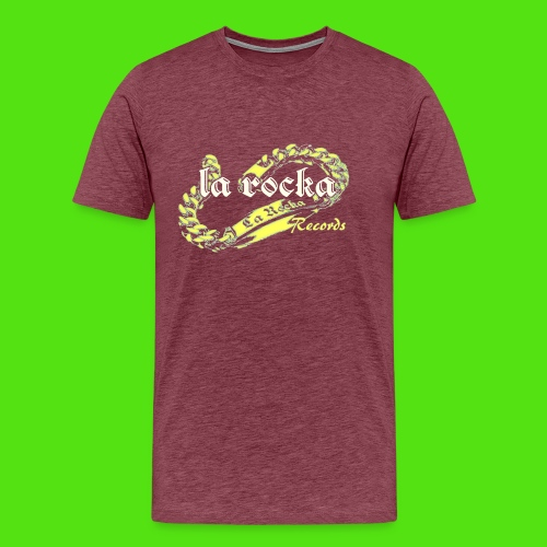 La Rocka - red'n'yellow - Men's Premium T-Shirt