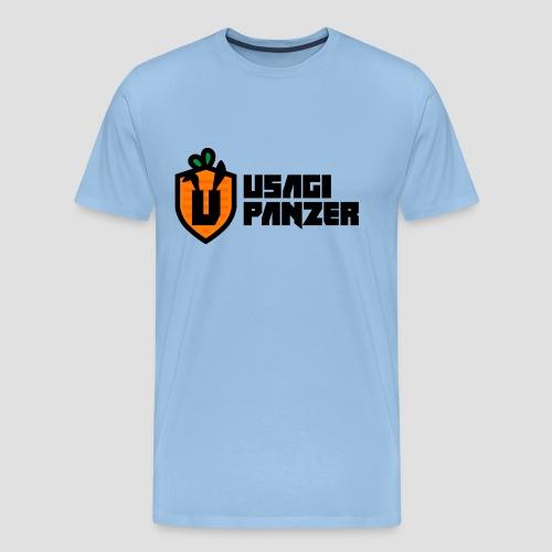 Usagi Panzer logo - Men's Premium T-Shirt