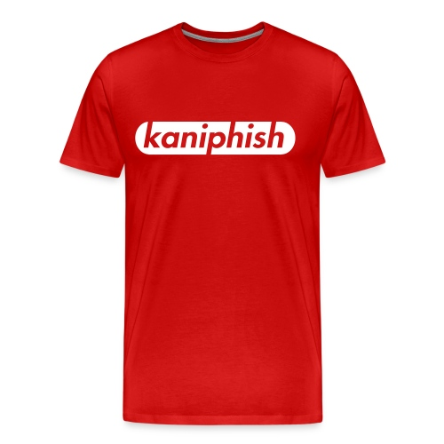 kaniphish brand logo - Men's Premium T-Shirt