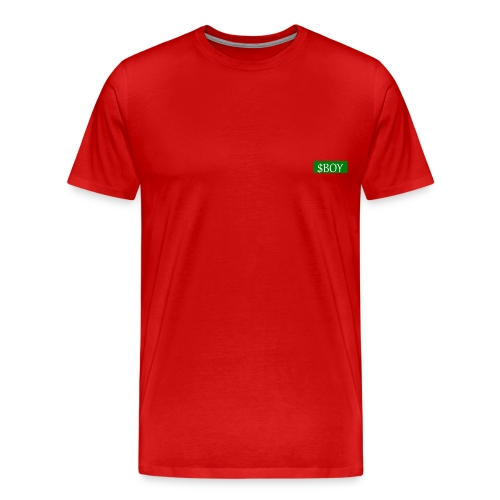sboy logo - T-shirt Premium Homme