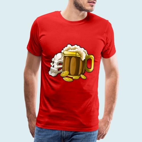 beer - Maglietta Premium da uomo