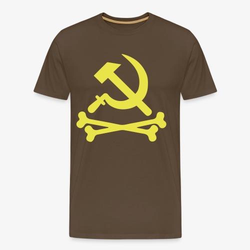 Hammer, Sejl & Knogler - Herre premium T-shirt