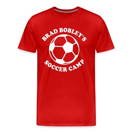 Soccer Camp Logo No Initial - Men's Premium T-Shirt