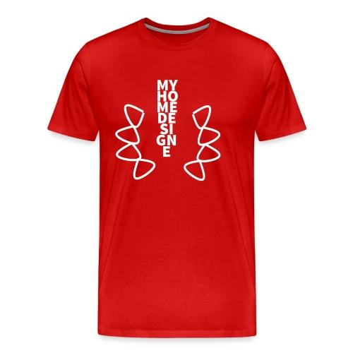 myhomedesing - Männer Premium T-Shirt