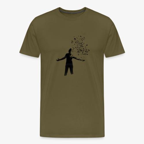 Coming apart. - Men's Premium T-Shirt
