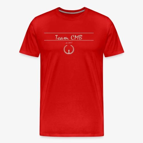 Team CMB Classic creme - Men's Premium T-Shirt