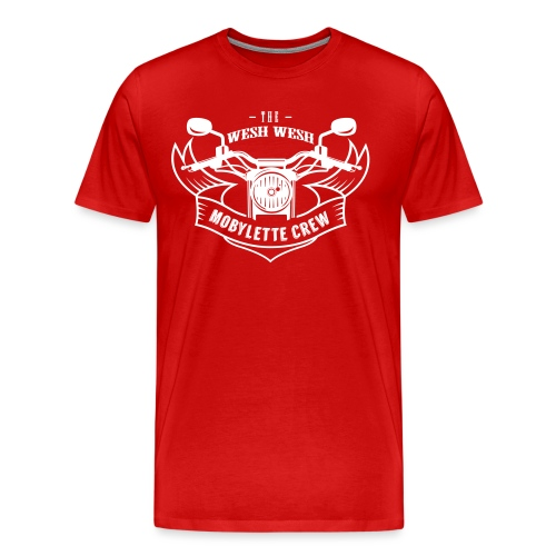 Mobylette - T-shirt Premium Homme